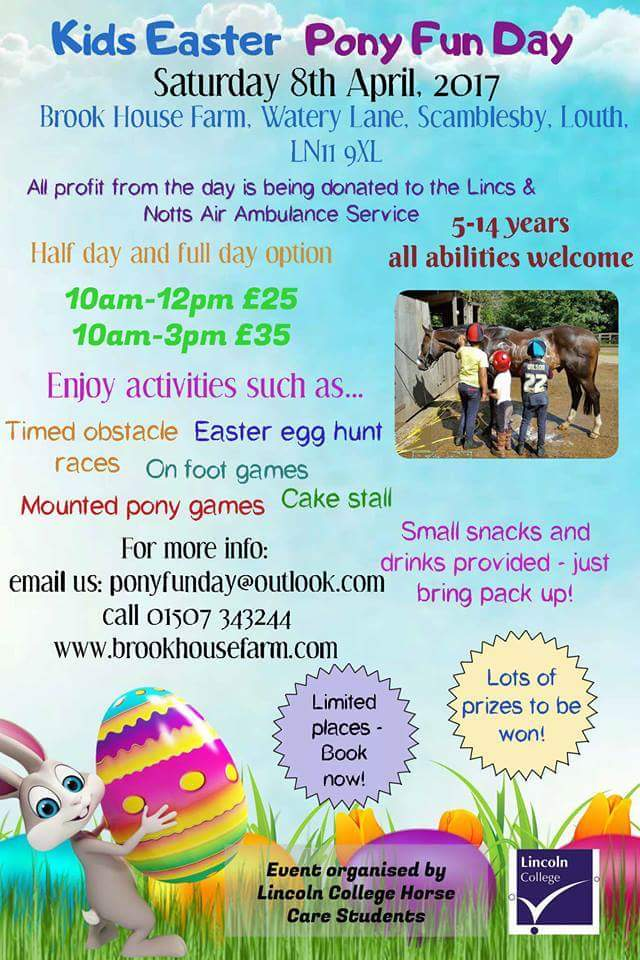 easter pony fun day